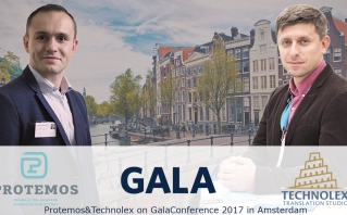 Meet Technolex at Gala Conference 2017!