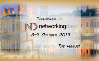 Technolex на Elia Networking Days 2019 у Гаазі