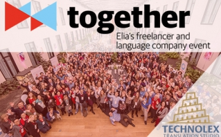 Technolex at the Elia Together 2017 conference in Berlin!